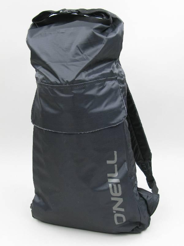 o 39 neill rucksack backpack wet 39 n dry schwarz wasserdicht wetsuits neu ebay. Black Bedroom Furniture Sets. Home Design Ideas