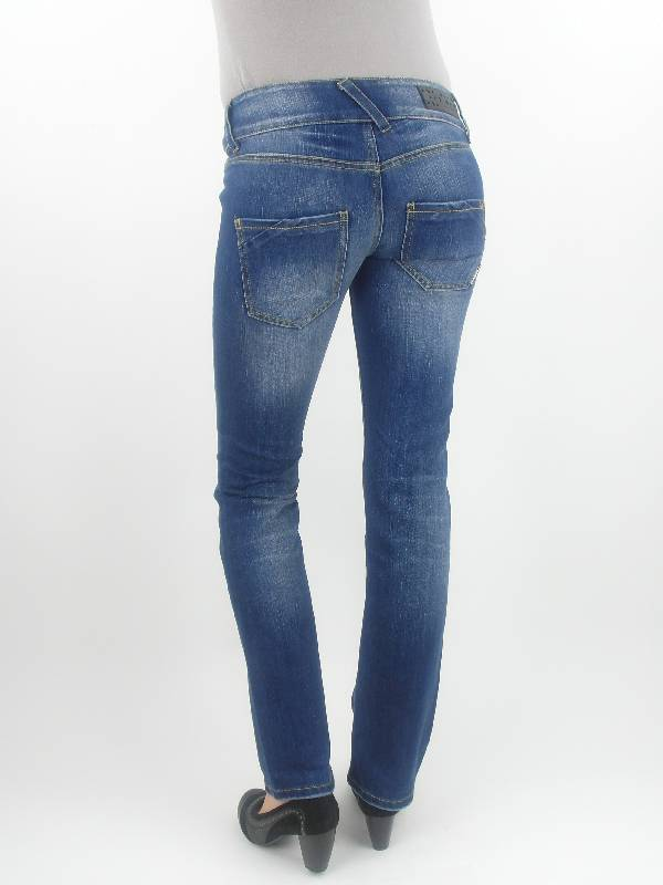 original reell jeans hose reggie 2 blau rei verschluss. Black Bedroom Furniture Sets. Home Design Ideas