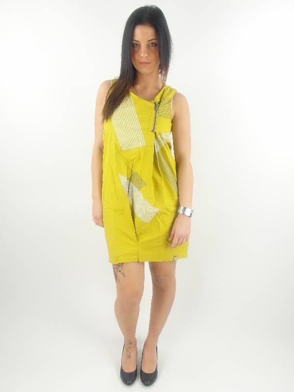 original-Skunkfunk-Kleid-Traegerkleid-Sommerkleid-Irene-gelb-Taschen