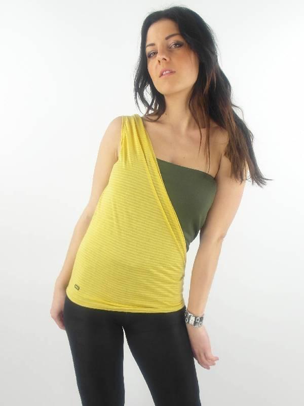 original-Skunkfunk-Shirt-Top-Traegershirt-Oberteil-A593-gelb-gruen-NEU