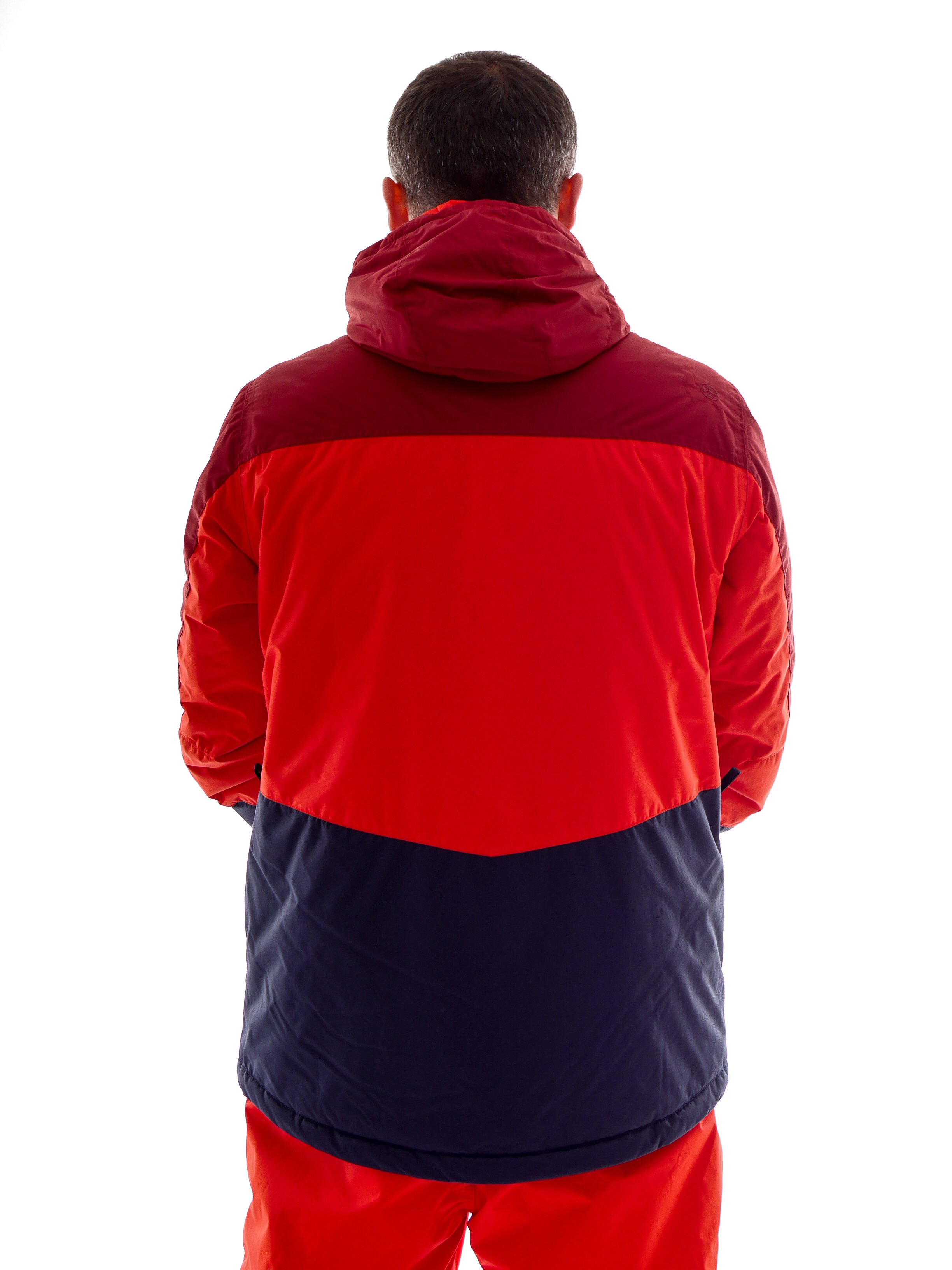 Brunotti Ski Jacket Snowboard Jacket Muiel red 5K waterproof Snow
