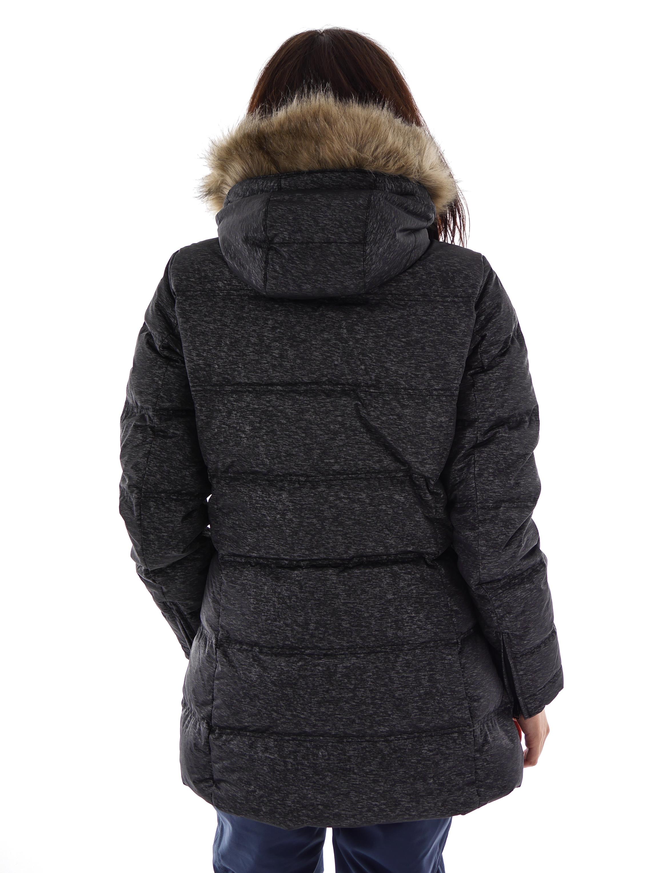 Brunotti Down jacket Ski jacket Jerlanca Down grey 5000mm Media ...