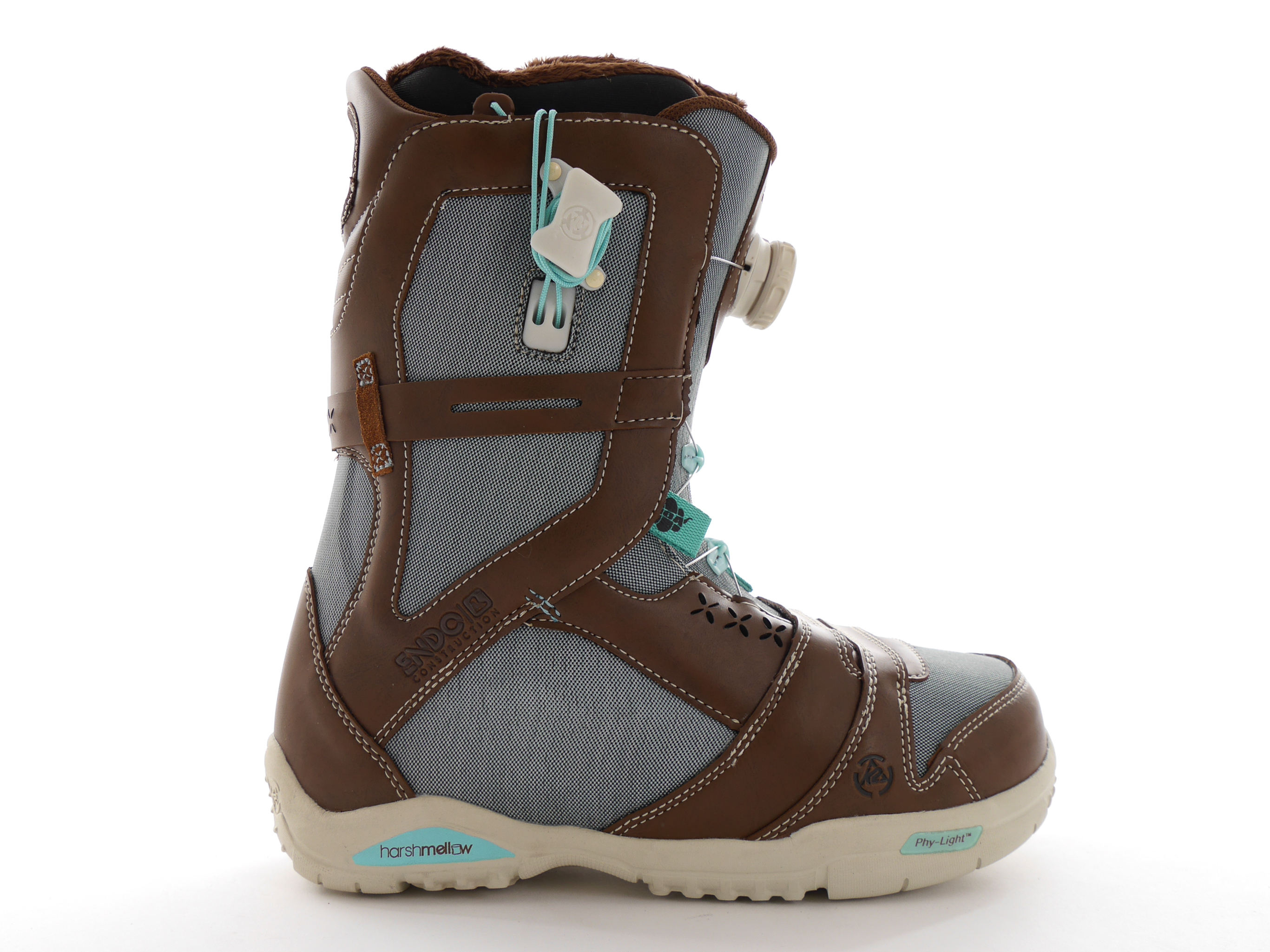 k2 snowboardboots snowboard boots passage brown conda system boa. Black Bedroom Furniture Sets. Home Design Ideas