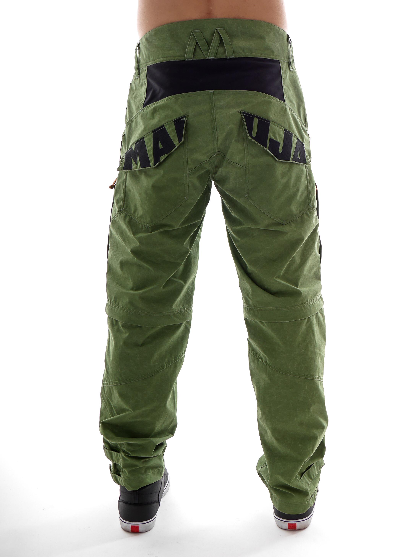 maloja radhose freeride shorts bike pant bilalm gr n 2 in. Black Bedroom Furniture Sets. Home Design Ideas