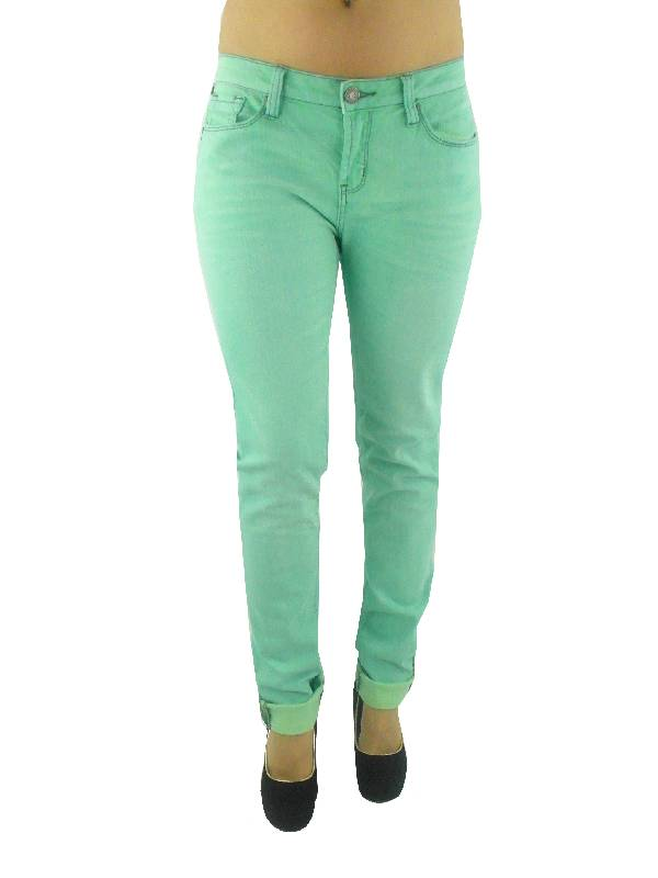 one green elephant jeans kosai green 5 pocket denim zipper fly colored. Black Bedroom Furniture Sets. Home Design Ideas