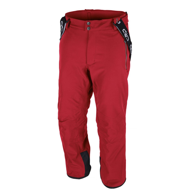 CMP Skihose Snowboardhose MAN PANT rot wasserdicht atmungsaktiv