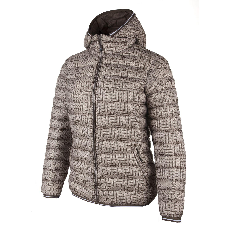 Details zu CMP Jacke Steppjacke Übergangsjacke braun Thinsulate™ Kapuze warm