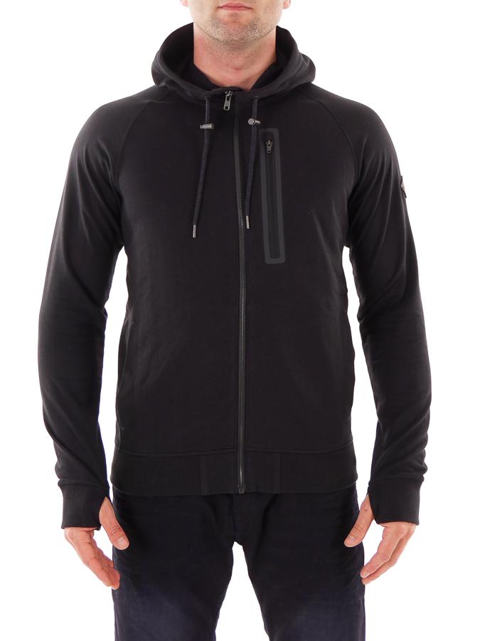 O&amp039Neill Fleece jacket Sports jacket Zip Hyperdry black hoodie