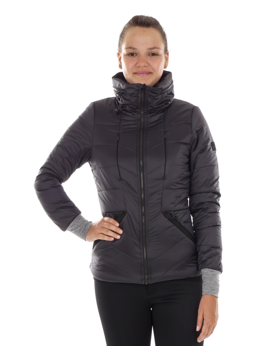 Jacket Snowboard O'neill Quilted Ski Black Hybrid Crystaline PFB5qBx