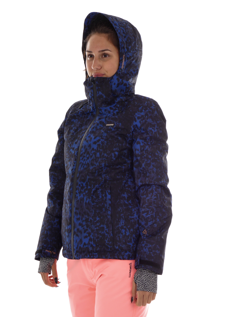 Details about Brunotti Ski Jacket Winter Jacket Snowboard Jacket Blue Phoebe Pattern Hot show original title
