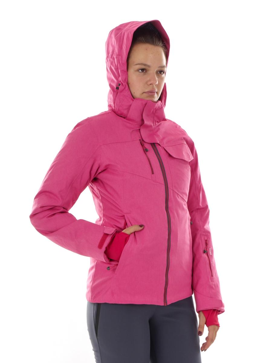 CMP Skijacke Snowboardjacke Winterjacke pink WP 10.000mm Kapuze