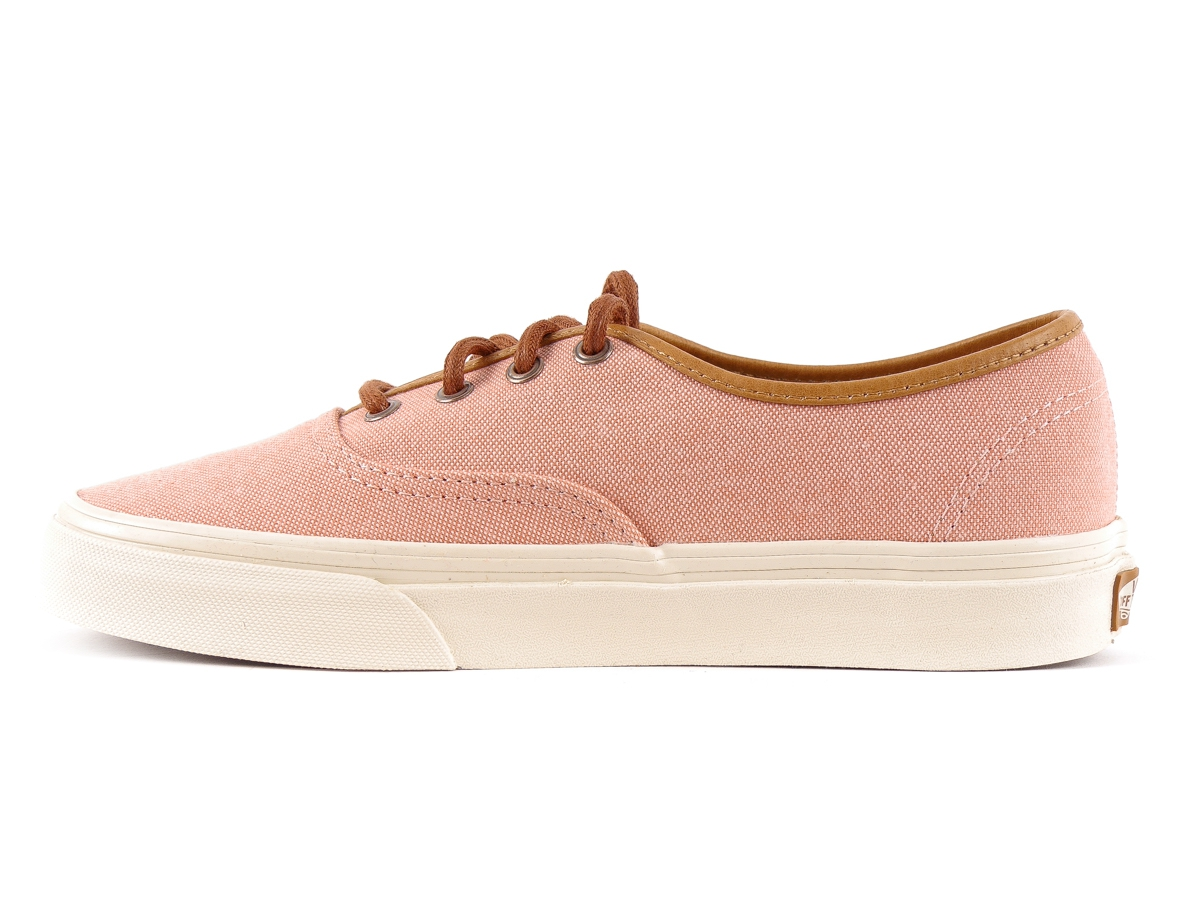 Vans Authentic Sneaker Turnschuhe Freizeitschuhe rosa Authentic Vans DX Schnürung 2a0902
