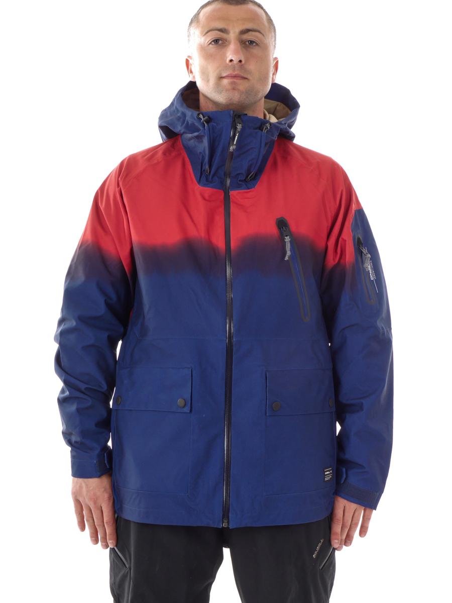 /O Neill Jeremy Jones Powder Snow Jacket/ O Neill Snow Jackets/ /Ink Blue