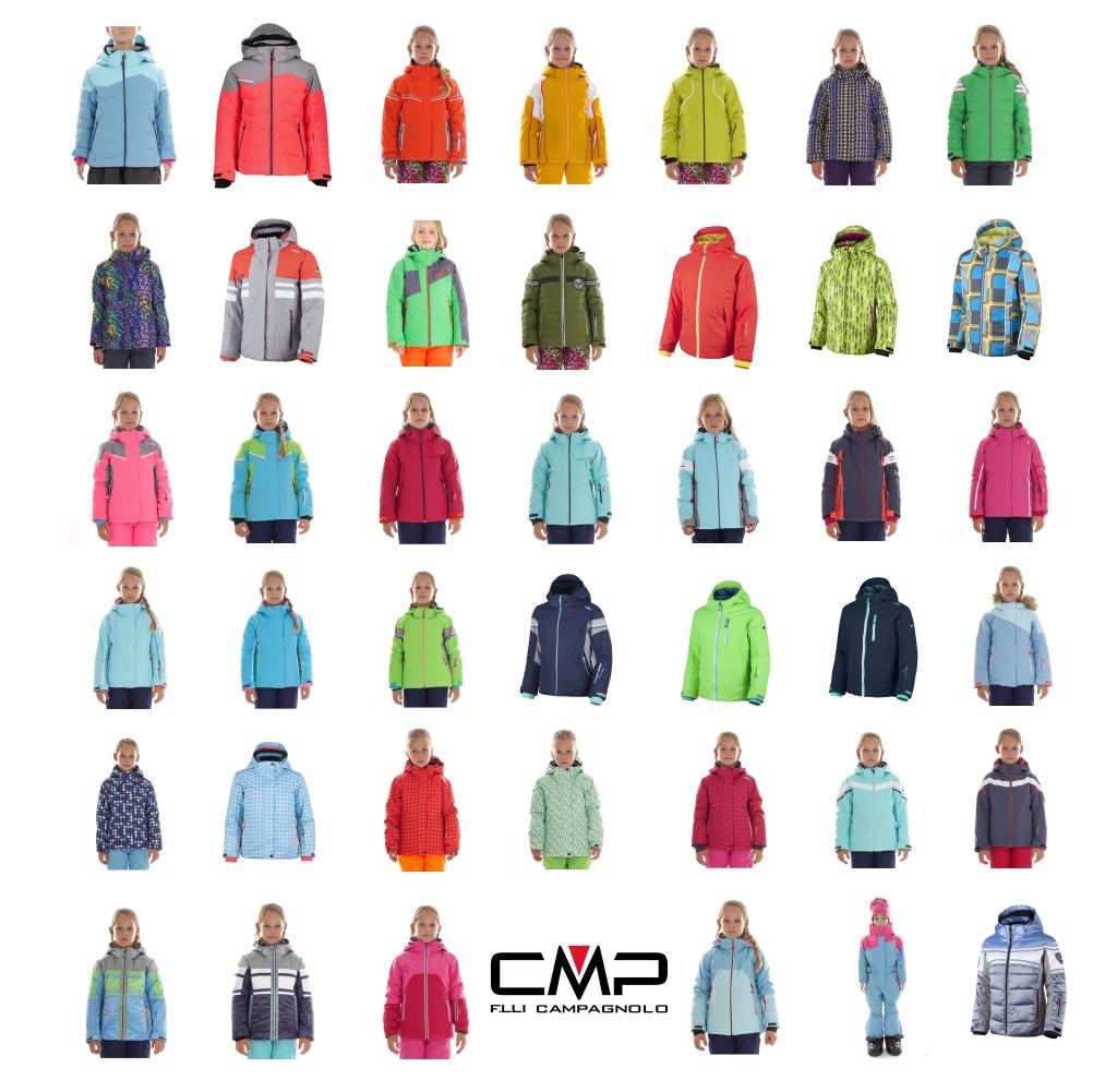 3W05755 CMP M/ädchen Jacke Skijacke