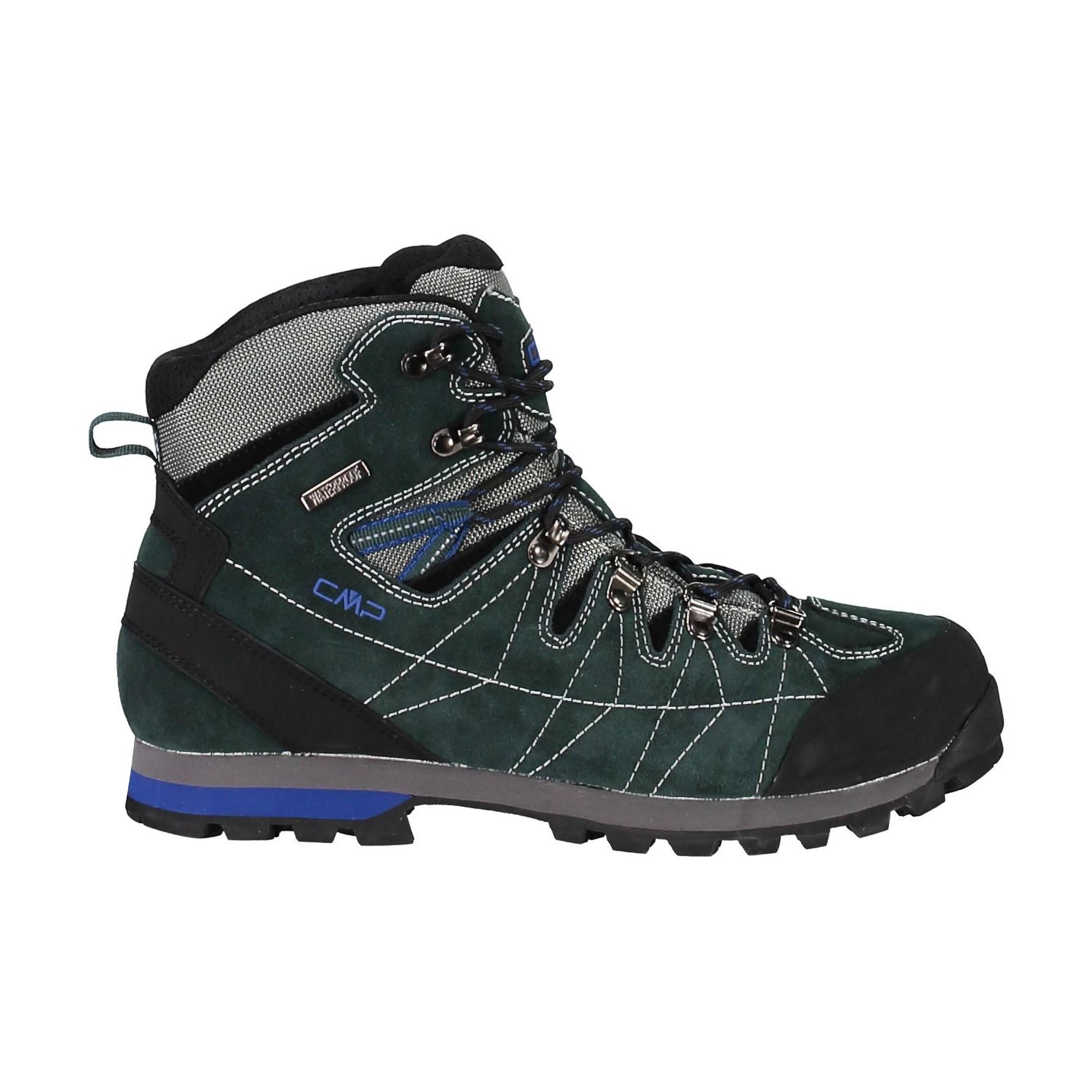 Trekking Outdoorschuh Dunkelgrün Cmp Zu Details Shoes Trekkingschuhe Wp Arietis IY7fby6vg