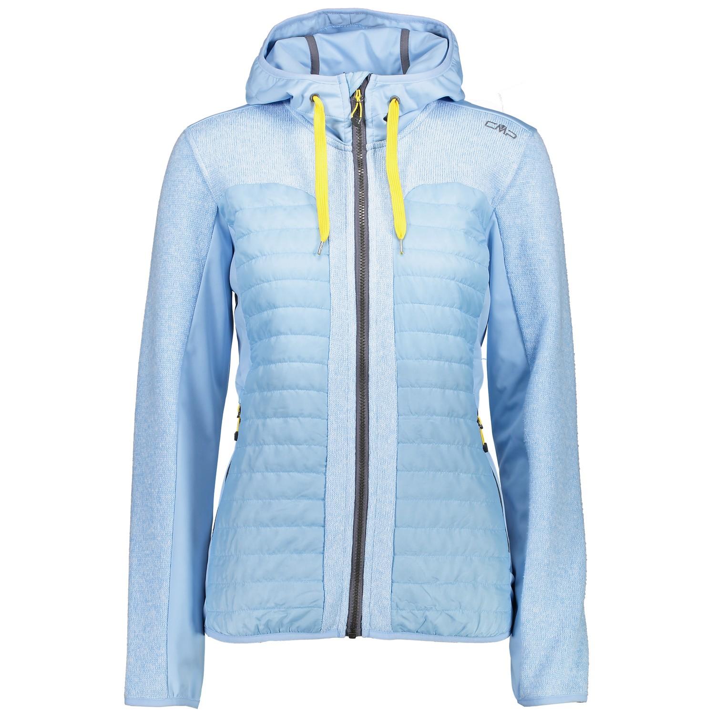 Damen Jacke CMP Women Fix Hood Hybrid Jacket 3H65176