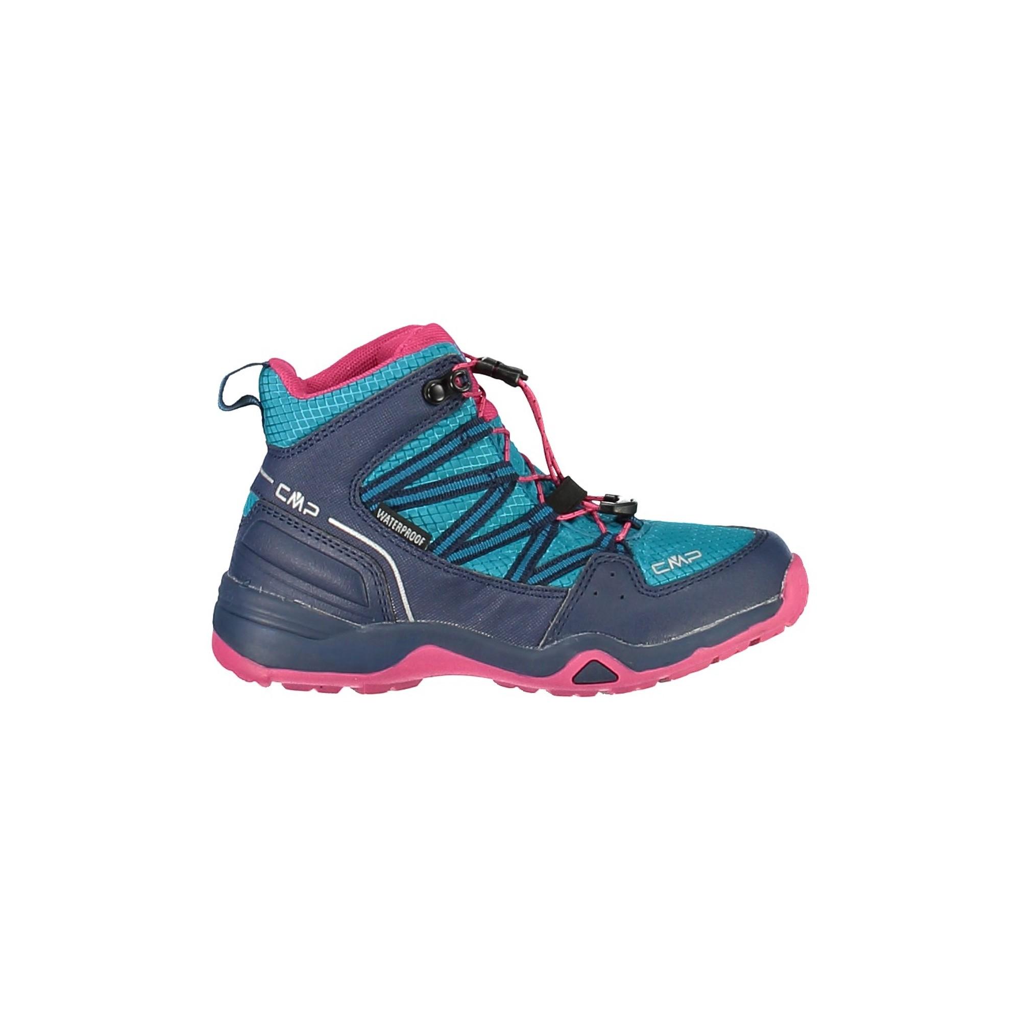 Details about CMP Shoes Walking Leisure Kids Sirius Mid Trekking WP blau show original title