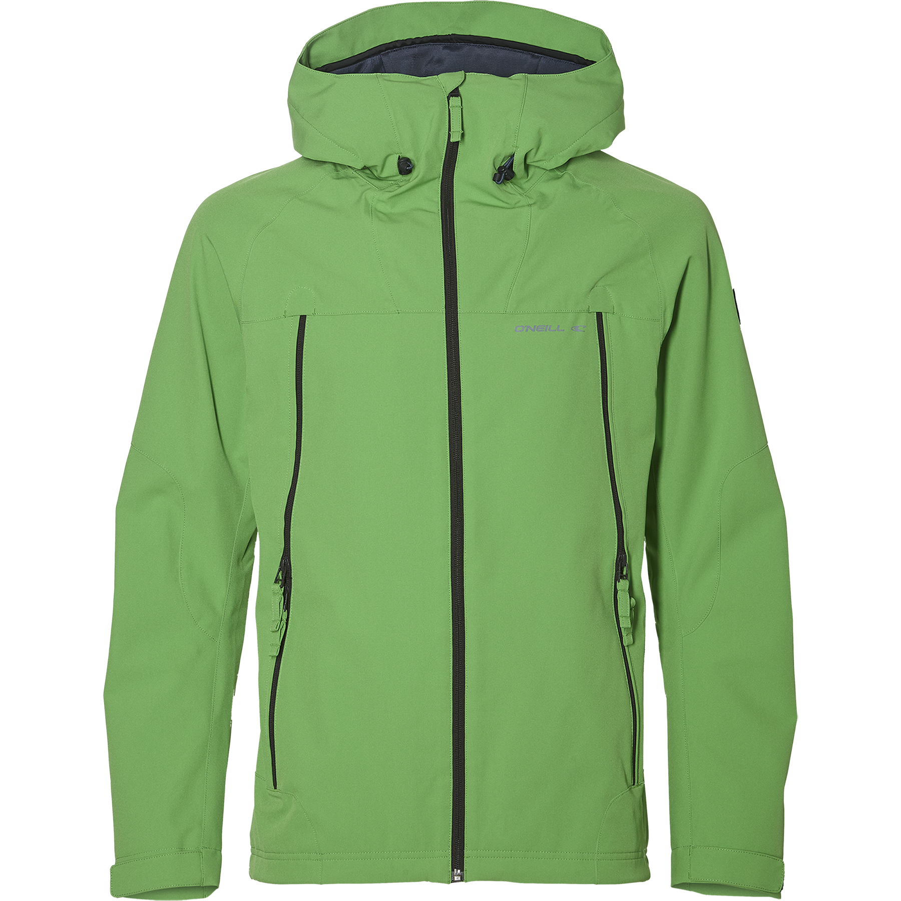 Details about O'Neill Functional Jacket LM Hail Shell Jacket Green Waterproof show original title