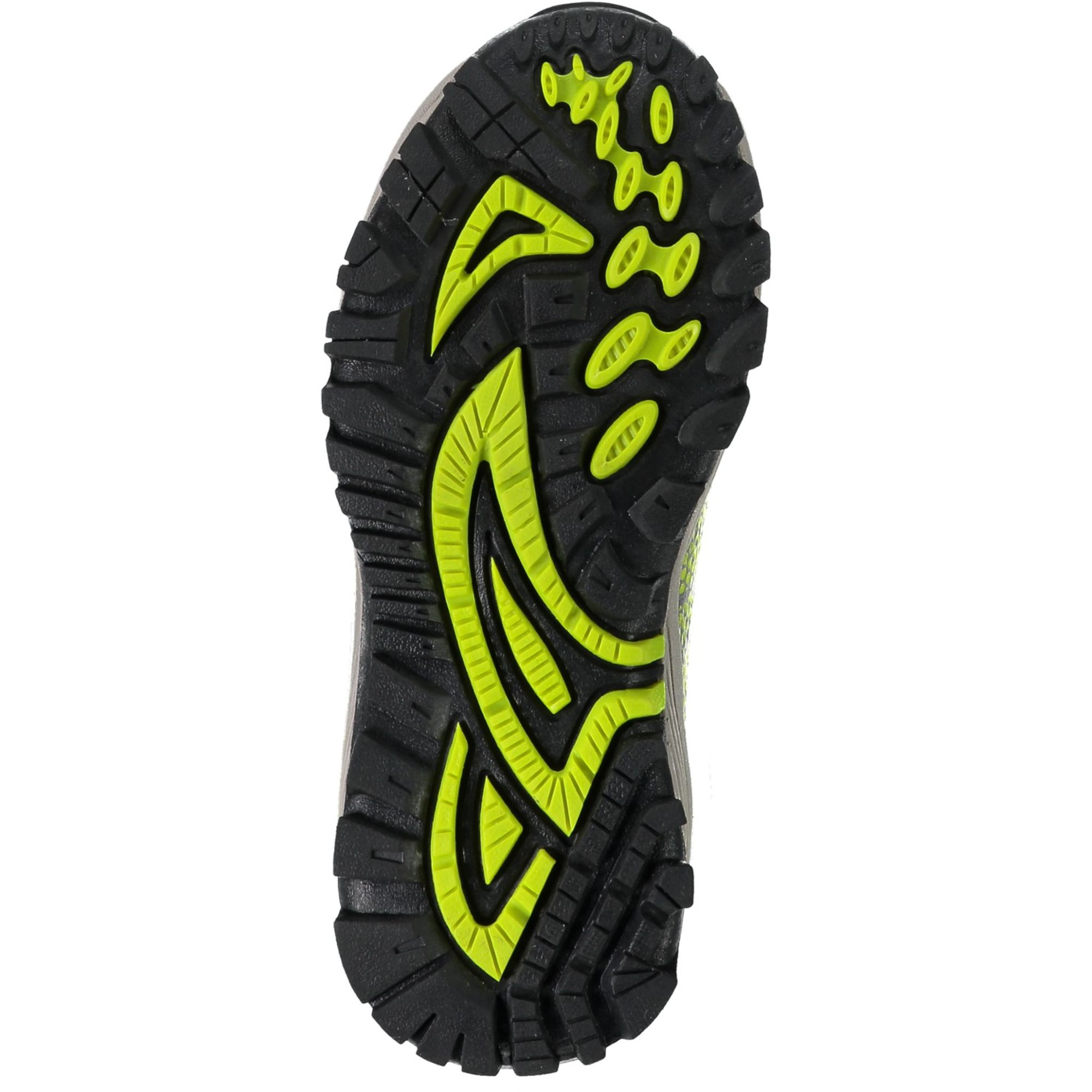 CMP trekking zapatos outdoorschuh Kids Arietis trekking Shoes WP verde claro