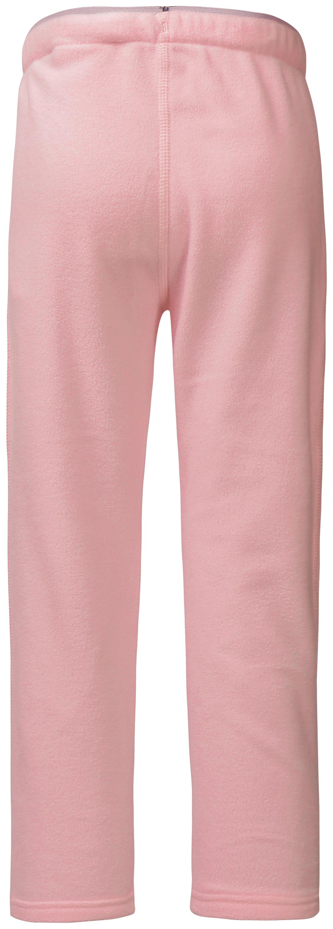 Didriksons Mädchen Softshellhose Outdoorhosen LÖVET KIDS PANT 2 pink winddicht