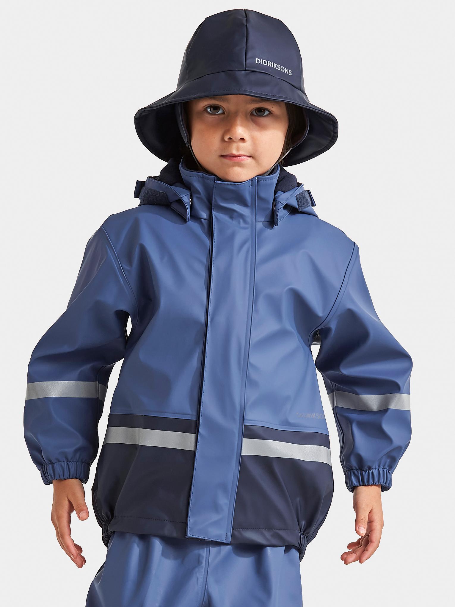 Didriksons Jungen Cap Schirmmütze SOUTHWEST KIDS 4 dunkelblau winddicht